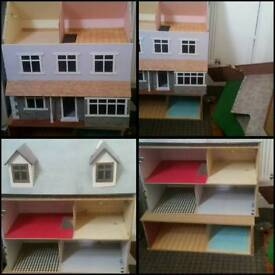 Dolls house & accessories *reduced*