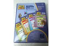 Idea Christmas present - hot dots maths educational game like new