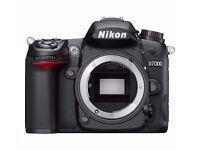 Nikon D7000 Digital SLR Camera Body Only (16.2MP)