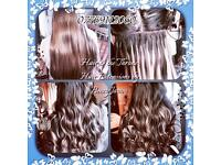Hair to the Throne - Hair extensions by Beccy James