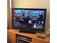 Sony 40 inch bravia television