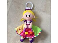 Lamaze Sophie the princess doll