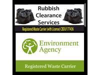 Rubbish Removals (Registered Waste Carrier)