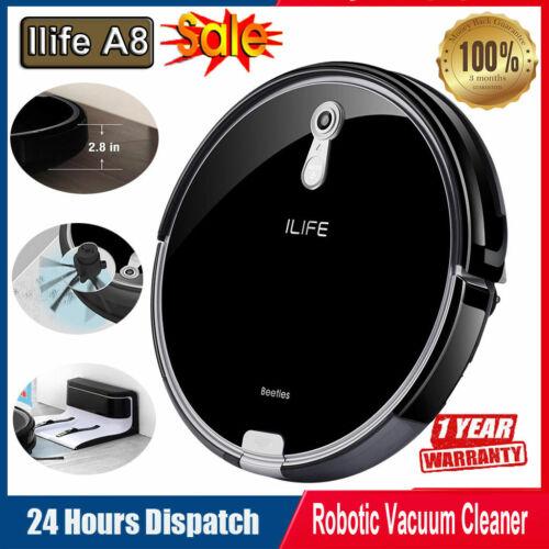 ILIFE A8 Smart Robotic Vacuum Cleaner+Camera Navigation i-Vo
