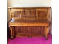 Upright piano, suitable for beginner