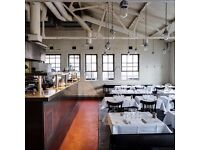Chef de Partie wanted for Bistrotheque in Bethnal Green