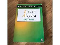 Linear Algebra - Allenby