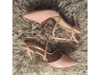Gorgeous pink heels - £15