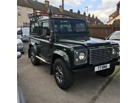 Land Rover td5 xs 2004 station wagon