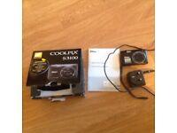 Nixon coolpix digital camera