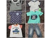 9-12 month boys clothes.