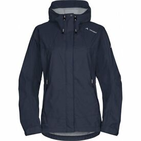 NEW WITH TAGS- Vaude 'Lierne' women's waterproof/ jacket. For bike/ ski/ climbing- RRP-£140