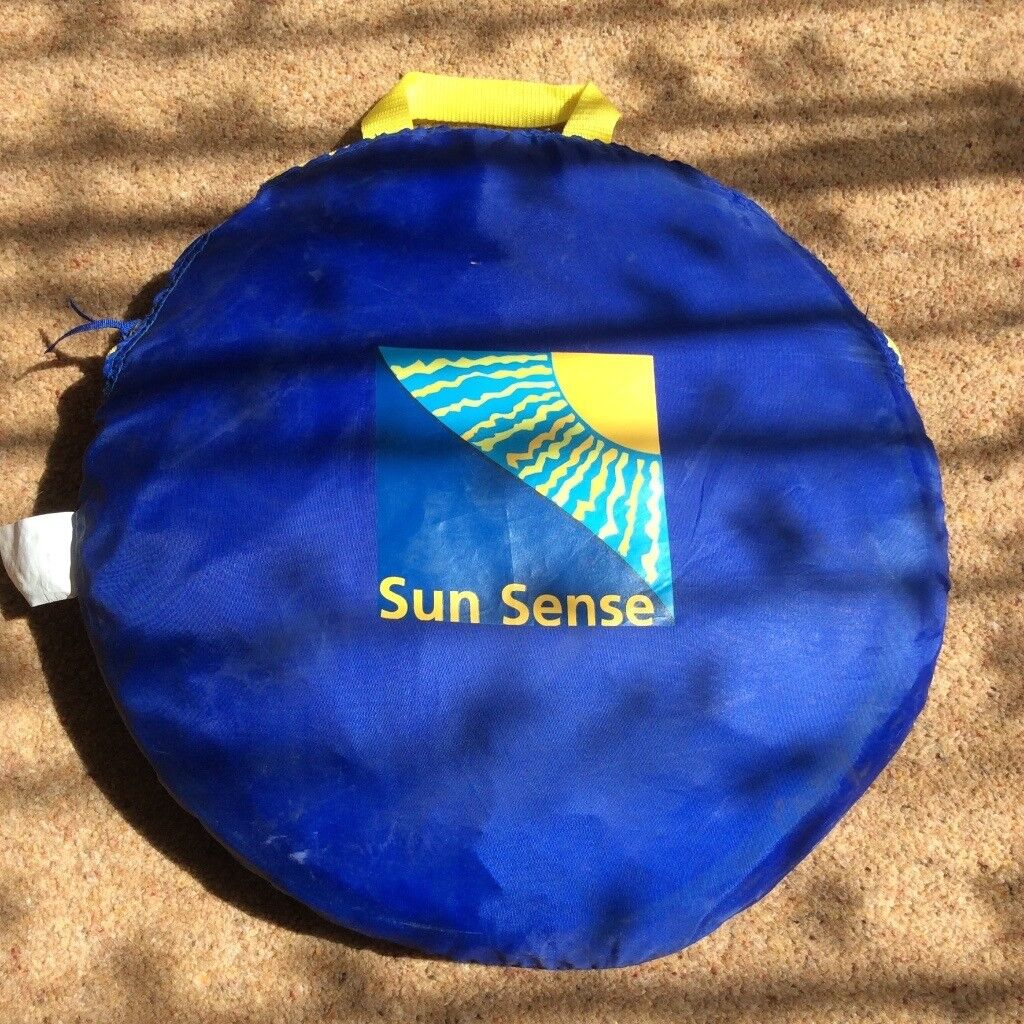 Sun Sense UV Pop up Beach Tent. Image 1 of 3 & Sun Sense UV Pop up Beach Tent | in Paignton Devon | Gumtree