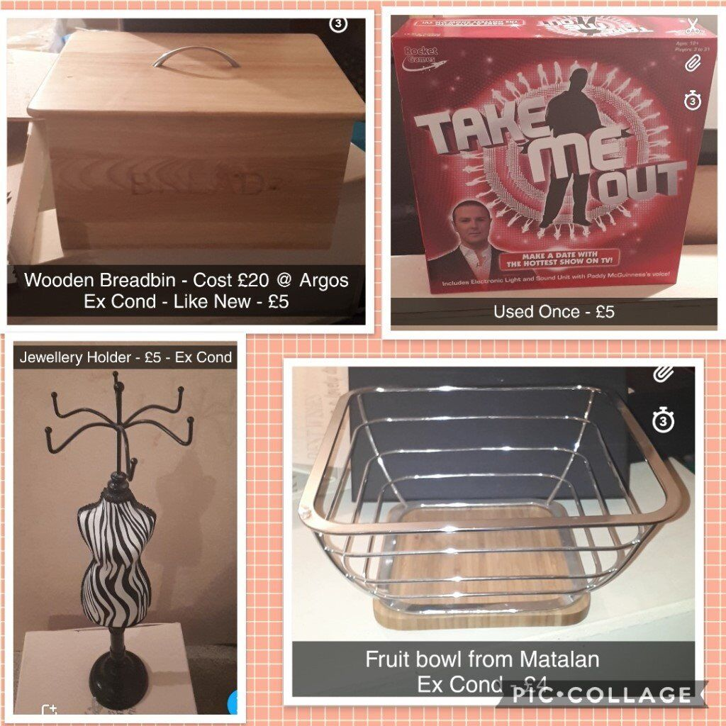 Various Items For Sale - Excellent Condition