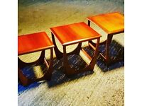 Gplan Astro nest of tables