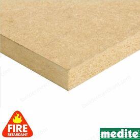 Fire Retardant MDF - FR Medium Density Fibreboard - Flame Retardant MDF sheets
