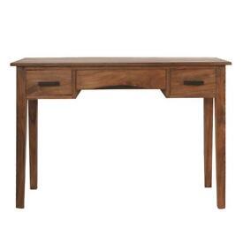 Mallani dressing table in gorgeous sheesham wood