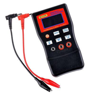 Digital Meter Capacitance Inductance Tester Circuit Gauge Meter Lc Tester