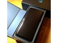Brand New, Factory Unlocked, Samsung Galaxy S8 64GB - Coral Blue - SM-G950U1