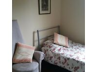 Cozy room to let 2 minutes from Portobello Beach.