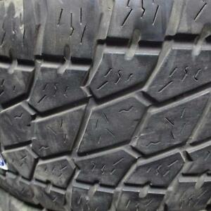 2  NITTO TERRA GRAPPLER AT LT 325/65R18 8 PLY TIRES 80% TREAD