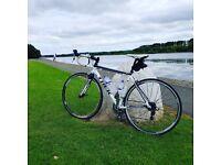 Trek 1.25 full alloy road bike