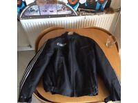 Men's Ixon medium motorcycle jacket.