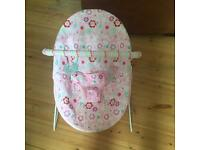 Bouncy chair baby seat baby bouncer