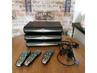 Sky hd boxes