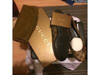 Gucci shoes size 38.5