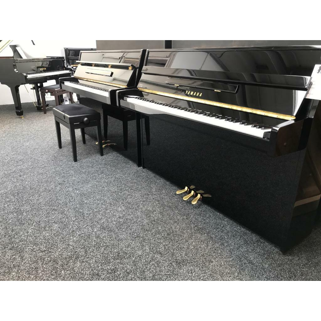 Yamaha B1 upright Piano SALE Warranty and Stool + delivery | in Bolton,  Manchester | Gumtree