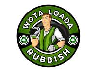 Rubbish removal waste collection rubbish clearance service