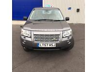 Land Rover Freelander 2 Grey