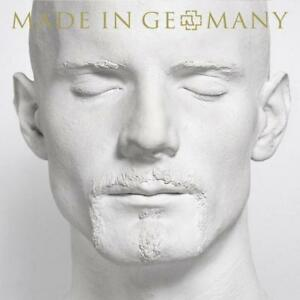 RAMMSTEIN Made in Germany 1995-2011 Best of (Digipak)  CD  NEU & OVP