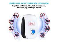 Pest control ultrasonic