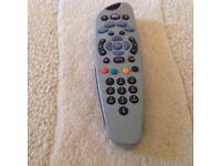 Two Remote Controls for Satellite TV.