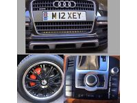 Audi Q7 2007 With Privat plate looks 2012, Navigation, Leather seats, Bluetooth, A lots Extras......