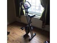 Ultrasport F-Bike Excercise Bike with HR Monitor