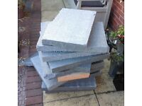 Wall insulation blocks as pictured - free to collect