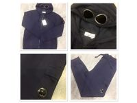 Bnwt Mens CP Tracksuit Navy Large/XL £40