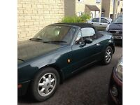 Limited Addition v special mark 1 eunos roadster Automatic