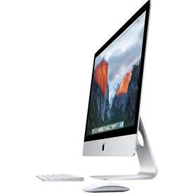 "***NEW*** 27"" iMac | 4ghz core i7 | 5k | 1tb fusion"
