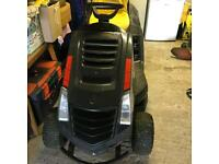 Ride on mower efco
