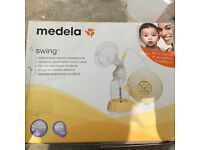 Medala Breast Pump and accessories