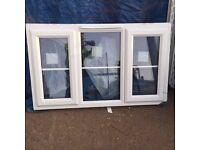 UPVC Window 1330mm x 800mm ref 270