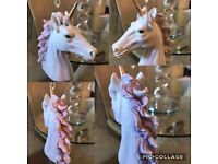 Unicorn Bust
