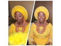 London Makeup Artist (MUA) specialist in Black skin