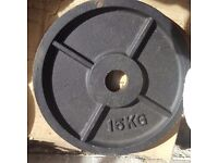 222.5kgs of Olympic weight plates for sale