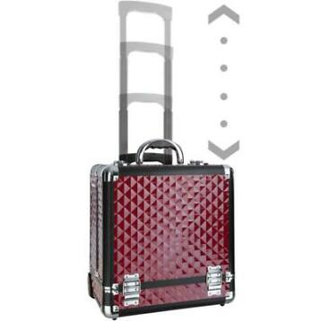 Cosmetica koffer trolley make-up beautycase A401443