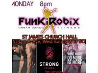 FunKiRobix + STRONG by Zumba